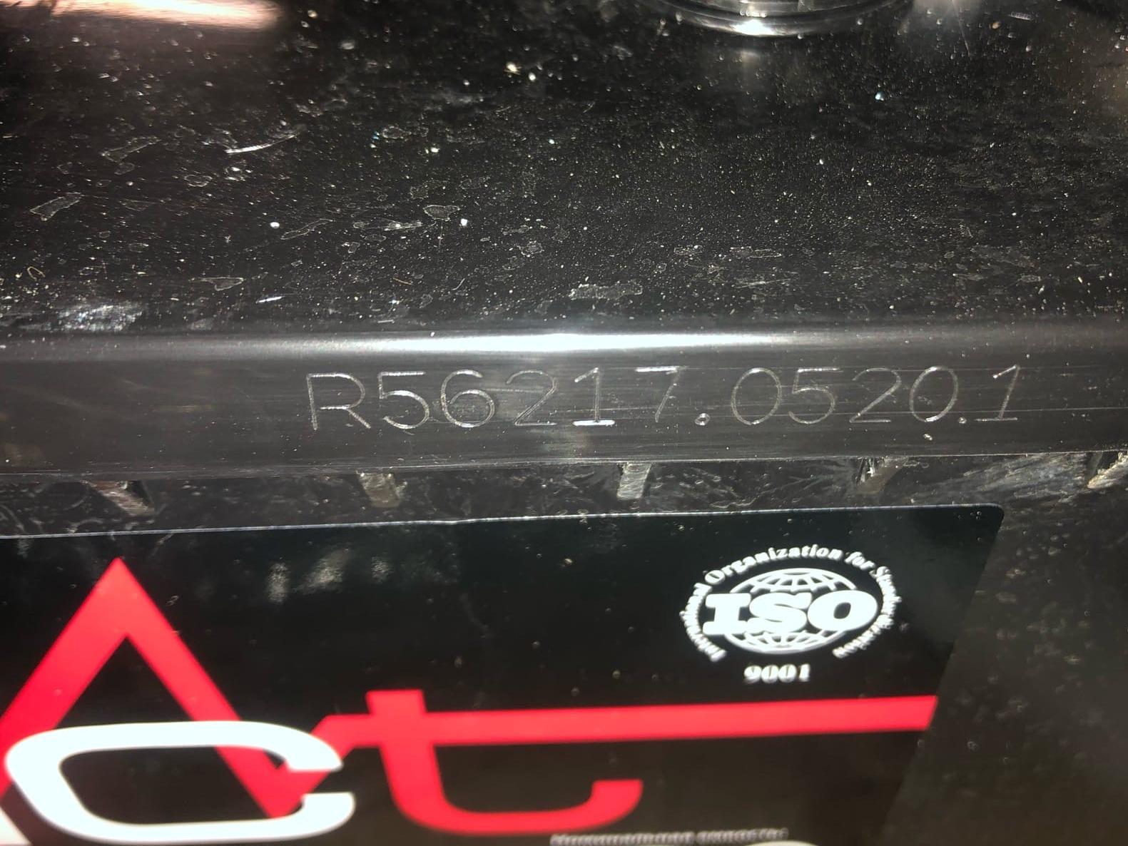 Расшифровка даты выпуска аккумуляторов Tungstone