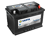 Varta D33 PROmotive Heavy Duty